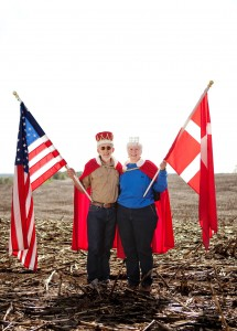 "Promotional Image from documentary ""Denmark on the Prairie"""