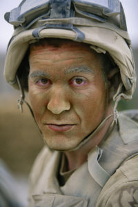 Neville Bridgeford, Afghanistan. Photo courtesy National Geographic